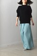 ROOM211 / High waist wide pants