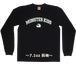モンキス TシャツHD(7.1oz) ロングスリーブ