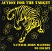 NATURAL BORN MASTERS // NO ESCAPE - Action For The Target CD