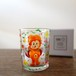 絵付けキャンドルホルダー/猿(箱入り)