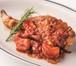 鳥取県産 大山地鶏もも肉のトマト煮込み ローズマリーとオリーブ風味