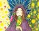 聖夜のイラストカード(4枚入)