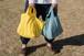 『ふわっと大人の遊び心』10号帆布の風船トートバッグ