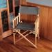 Tabi Obi Air Chair Gray Tweed (オビ チェア・グレーツイード)