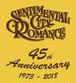 Sentimental City Romance 45周年記念Tシャツ・サイズLX