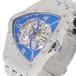 コグ COGU 腕時計 メンズ BNT-BL 自動巻き ブルー シルバー