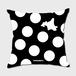 hokkaidotのクッション 【white dot】