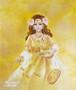 原画 Abundantia 豊かさの女神 アバンダンティア