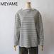 MEYAME/メヤメ・Back Pleats Basque Shirt