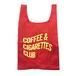 C.C.C Shopping Bag [red]