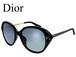 Dior サングラス レディース DIORCHROMATIC2 gvb54hd アジアンフィット ディオール Christian Dior CHROMATIC2 キャットアイ フォックス キャッツアイ型