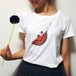 キトリ Tシャツ(レディース)