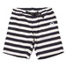 "RUDIE'S / ルーディーズ | "" CAPTURE BORDER "" SHORTS - Navy/White"