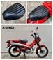 【CT001】Diablo seat cushions Straight stripes For Honda CT125, year 2020