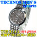 テクノス 紳士クォーツ T9504AA 定価¥80,000-(税別)新品です。