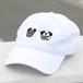 PUG LOW CAP(WHITE)