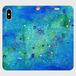「銀河を想う」手帳型スマホケース