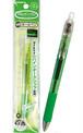 【まとめ買い=10個単位】でご注文下さい!(31-604)ゼブラタプリクリップボールペン0.7細字(緑・黒)