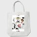 Q-TA Collage Tote Bag