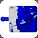 #014-001 iPhone8対応 動物系・綺麗系 《少年とシャチ》 手帳型iPhoneケース・手帳型スマホケース 全機種対応 作:しゅり Xperia ARROWS AQUOS Galaxy HUAWEI Zenfone