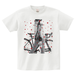 H/A BICYCLE STAR PHOTO T-SHIRTS WHITE