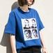 【トップス】韓国風超人気気質満点ストリートシンプルプリントTシャツ18678210