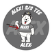 ALEX!(WE MAKE NOISE AT MOUNTAINS) COTTON TEE