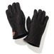 OUTSIDERS LEATHER GLOVE (BLACK) / RUDE GALLERY BLACK REBEL