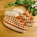 セルビア手編みルームソックス(キッズ)