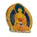 """Real Sic""""Buddha Hat Pin – Large, Soft Enamel Pin"""""""