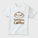 369farmcoffeeキッズ用Tシャツ