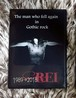 REI DVD-The man who fell again in Gothic rock-