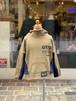 KIDS&WOMENS:OFFICIAL TEAM【オフィシャルチーム】SPORTS STYLE WARM HOODIE(モカブラウン/150cm)フーディー