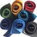 フェルト 杢(もく)シックカラー 7色セット: 100%ウールフェルト 20X30㎝ 1mm