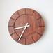 木の時計01(Φ240) No25 | ウォールナット