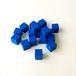 青10mm木製キューブ(約150個)
