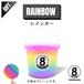 レインボー Cotton Candy【S size】