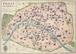 ラッピングペーパー[PM1]パリマップ