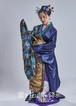 舞台「雷ケ丘に雪が降る~The Five God Chronicle・雷神編~」持田千妃来 ブロマイド typeB【ODDB-011 Chi-B】