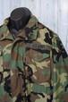 90'sミリタリージャケット M-65 4thTYPE米軍放出品◆MEDIUM-SHORT RankB