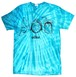 【NewYearSALE】Mrs.WiENER TURQUOISE TIEDIE T-Shirts (ミセチン・ターコイズ・タイダイ)