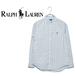 RALPH LAUREN(ラルフ・ローレン)長袖BDチェックシャツ オックスフォードシャツ RankS