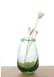 花器ベース:ハンドメイド品 ガラスポット