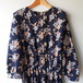【SALE】70-80s U.S.A. vintage dress