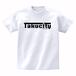 Takucity Tシャツ(ホワイト×ブラック)