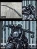 【RB0027】Hands Bar Low-shaped aluminum Diablo Custom Works /Matte black color For Rebel 300(JP250)&500