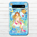 #015-002 モバイルバッテリー おしゃれ 可愛い iphone スマホ 充電器  タイトル:愛の女神様 作:曄月 陽