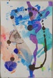 美/東京で制作の作品「ゾウリムシ第一世代#67」を送ります!