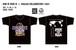 KING OF BUCK 10 × 24karats COLLABORATION T-shirt