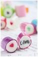 ポストカード*【Love Love Love】